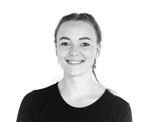 Camilla Olsen - portræt